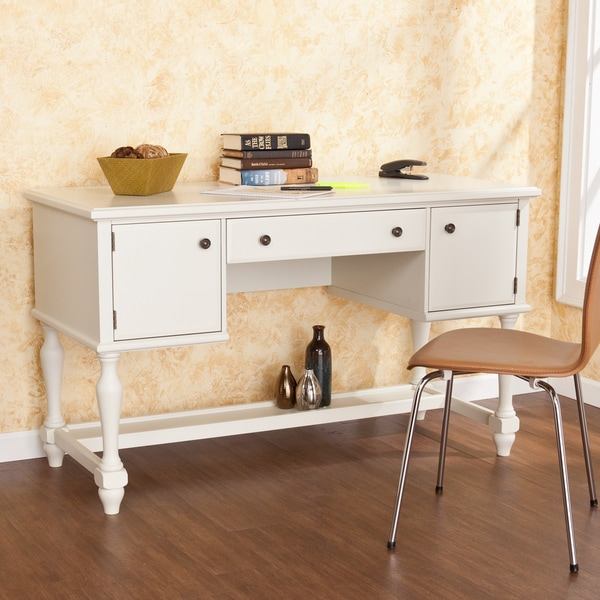 Upton Home Barrington Off White Writing/ Office Desk