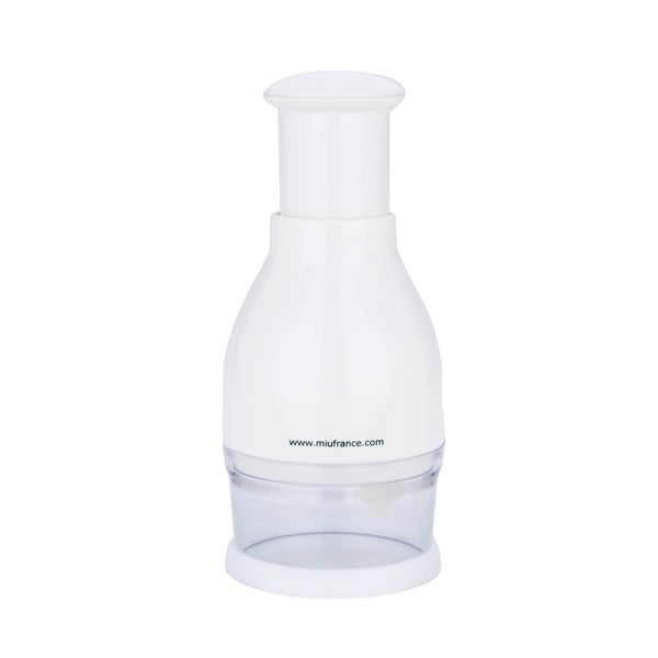 MIU France ABS White Food Chopper