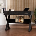 Cressford Black Writing Office Desk