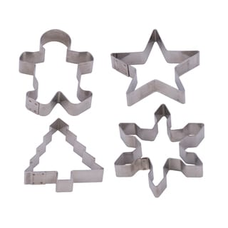 Miu France Commercial Grade Cookie Cutters (Set of 4)