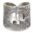 Sterling Silver 'King of the Forest' Ring (Thailand)