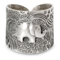 Sterling Silver &#39;King of the Forest&#39; Ring (Thailand)