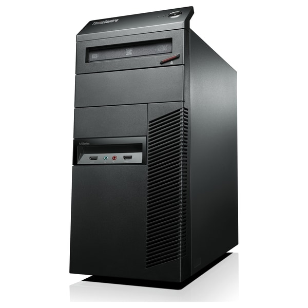 Lenovo ThinkCentre M82 3302F1U Desktop Computer - Intel Core i3 i3-32