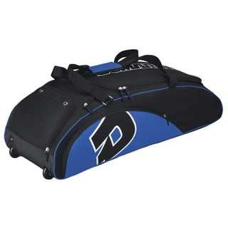 DeMarini Royal Blue Vendetta Wheel Bag
