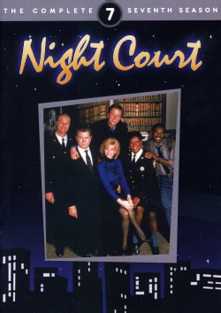 Night Court: The Complete Seventh Season (DVD)