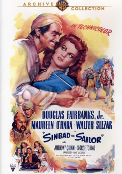 Sinbad The Sailor (DVD)