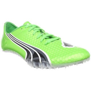 PUMA Men&#39;s Complete SLX Endspurt Spiked Track Shoes