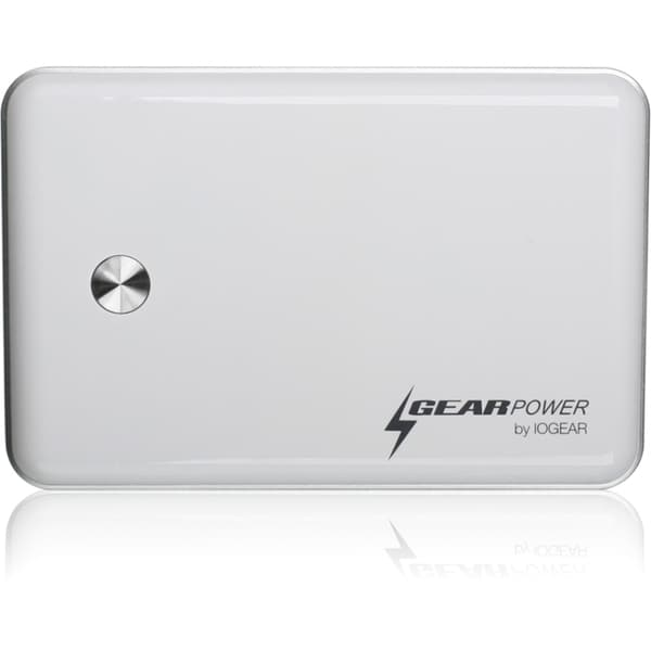 Iogear GearPower Ultra Capacity Mobile Power Station for Tablets and