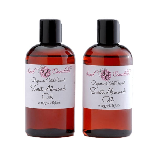 Sweet Essentials Sweet Almond Oil (Pack of 2)