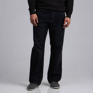 Jeans Colony Men's Relaxed Fit Black Jeans