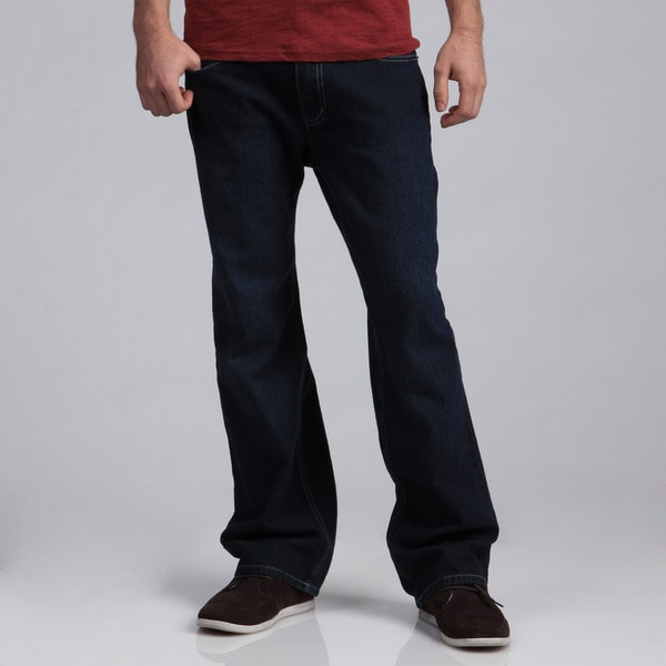 Jeans Colony Men's Relaxed Fit Light Wash Jeans