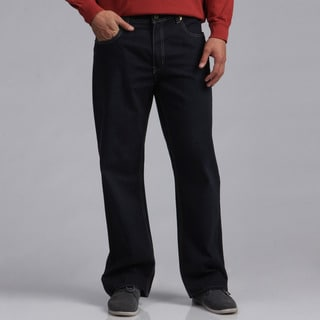 Jeans Colony Men's Relaxed Fit Medium Wash Jeans