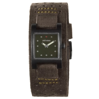 Nixon Women's Black Stainless Steel 'The Lizzie' Watch