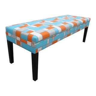 Kaya Hopscotch Decorative Bench