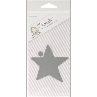 Sweet Christmas Dreams Doohickeys Dies-Star Tag