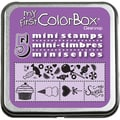 My First Colorbox Mini Stamps-Sweets