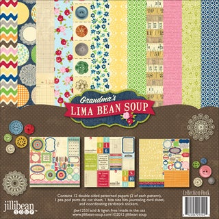 Grandma's Lima Bean Soup Collection Pack 12