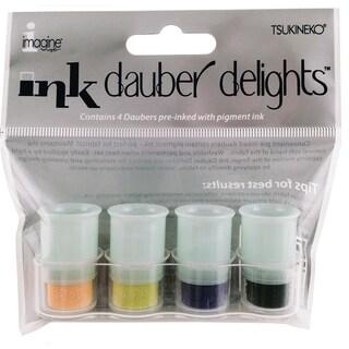 Inked Dauber Delights-Veggie Garden