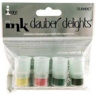 Inked Dauber Delights-Birdhouse