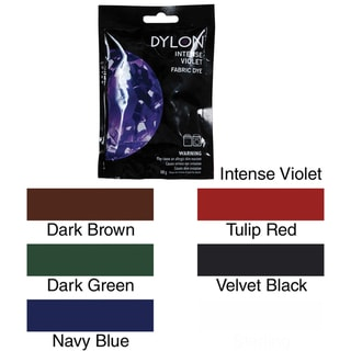 Dylon Permanent Fabric Dye 3-1/2 Ounces