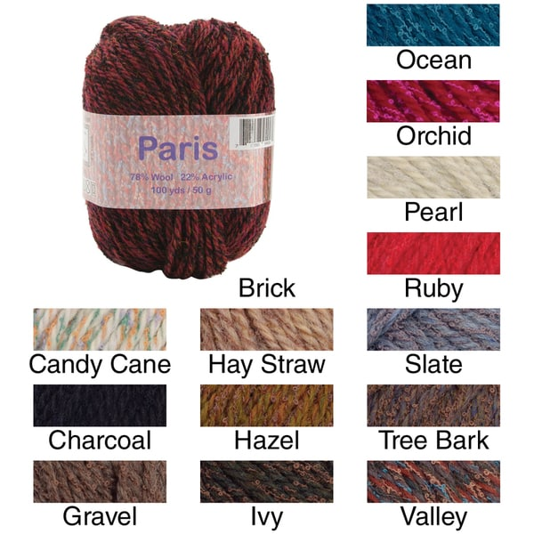 Paris Yarn