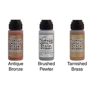 Tim Holtz Distress Stain 1 Ounce