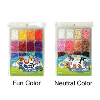 Perler Fun Fusion Beads 4000/Pkg