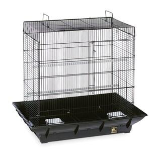 Prevue Pet Products Clean Life Black Flight Cage