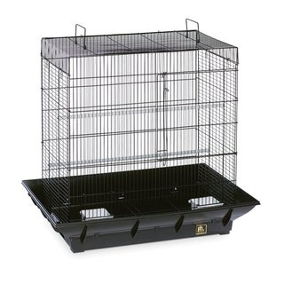 Prevue Pet Products Clean Life Black Flight Cage