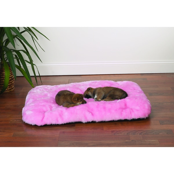 Slumber Pet Cloud Pink Cushion