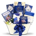 Alder Creek Gift Baskets White Christmas Gift Basket