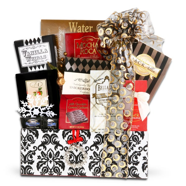 Alder Creek Gift Baskets Silver Bells Gift Basket