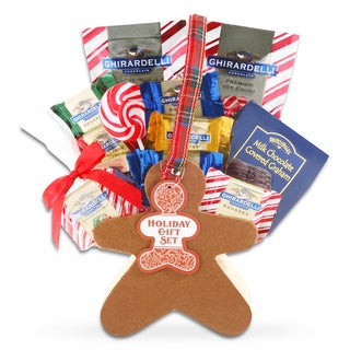 Alder Creek Gift Baskets Ghirardelli Treats Gift Basket