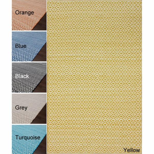 nuLOOM Handmade Flatweave Cotton Rug
