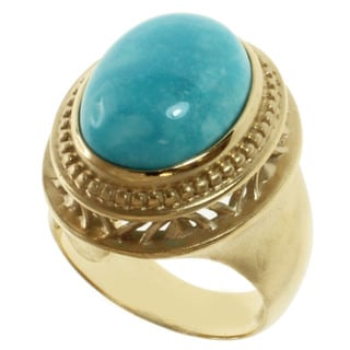 Michael Valitutti Mexican Turquoise Ring