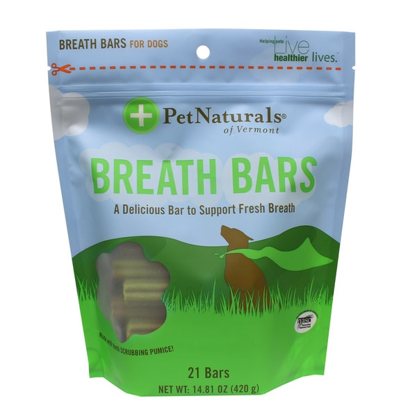 PetNaturals Breath Bars for Dogs