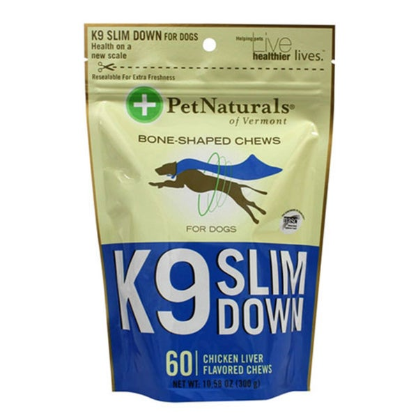 PetNaturals K-9 Slim Down Chews for Dogs