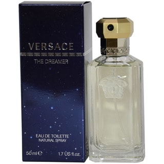 Versace Dreamer Men's 1.6-ounce Eau de Toilette Spray