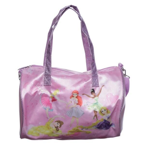 Disney Pink Princess Duffel Bag