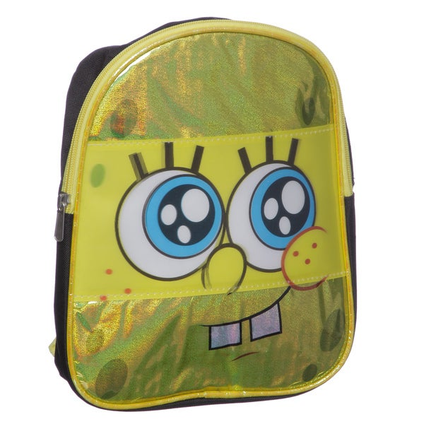 Nickelodeon SpongeBob 10-inch Lenticular Backpack