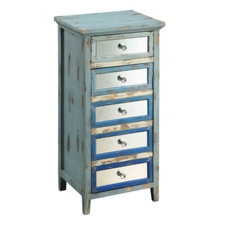 Creek Classics Dez One Drawer One Door Cabinet