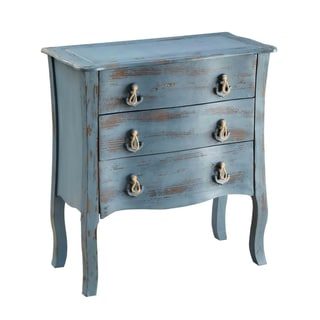 Creek Classics Delaplane Three Drawer Chest