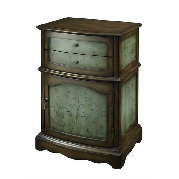 Creek Classics Dante Two-Drawer One-Door Cabinet