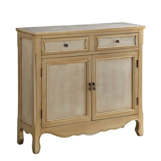 Creek Classics Collier Mill Two-Drawer Two-Door Cabinet