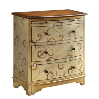 Creek Classics Curtis Three-Drawer Chest
