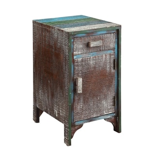 Creek Classics Tombigee One-Drawer One-Door Cabinet