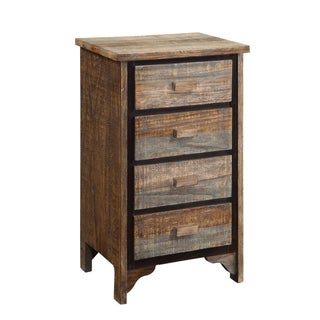Creek Classics Homespun Four-Drawer Chest
