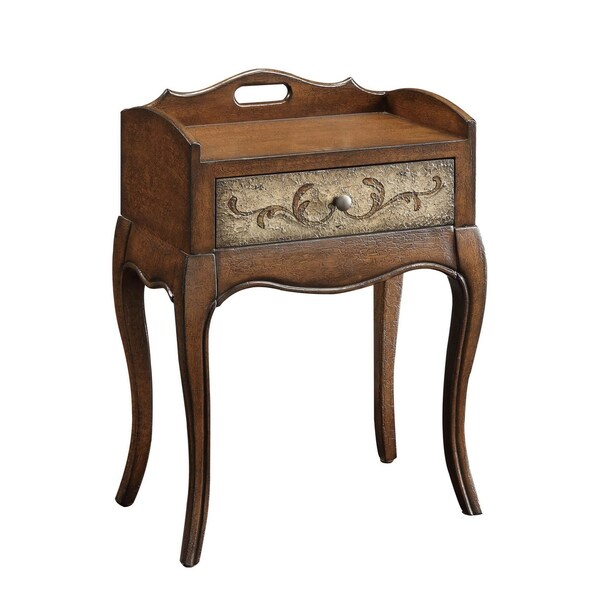 Creek Classics Critz One Drawer Accent Table