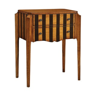 Creek Classics Crandon 2-drawer End Table