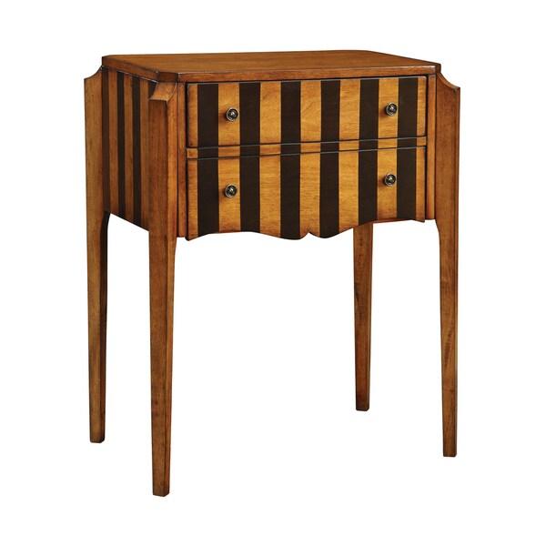Creek Classics Crandon 2-drawer End Table